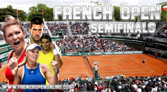 French Open Semifinals Live Stream