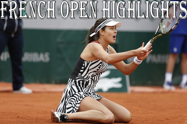 French Open Highlights