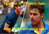 Live Andy Murray vs Stan Wawrinka Semifinal Online