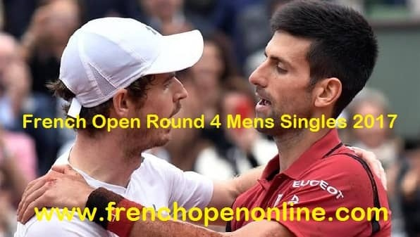 French Open Round 4 Mens Singles live stream
