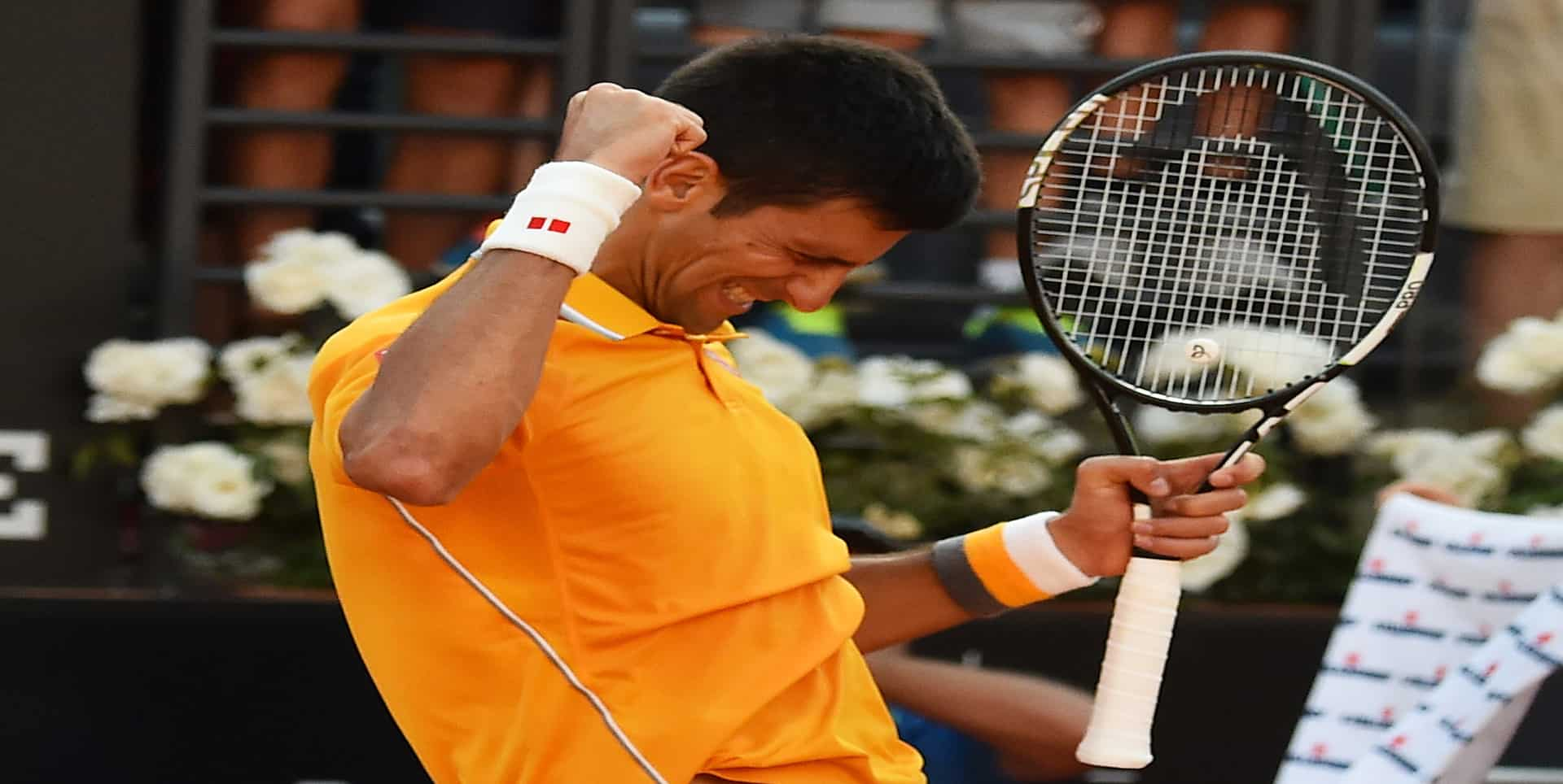 Watch Novak Djokovic vs Marcel Granollers 1st Rd French Open Live