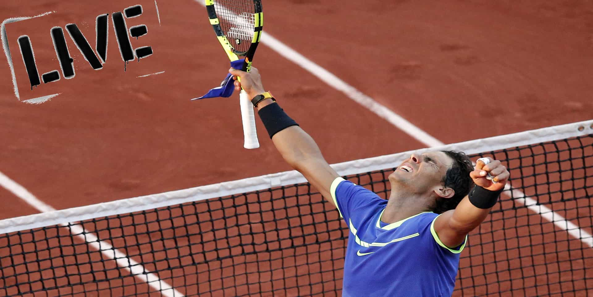French Open Online | Live Roland Garros Tennis 2019 slider
