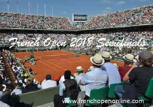 2018 French Open Semifinals Live Streaming